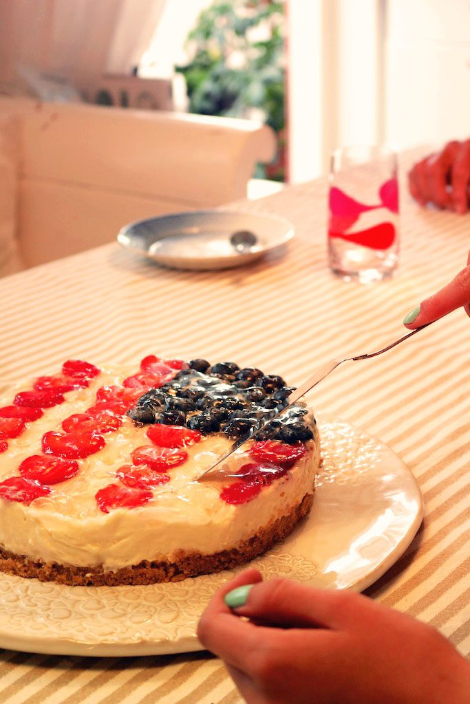 Usa cheesecake